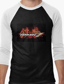 TEKKEN 7 STREET FIGHTER Men's Baseball ¾ T-Shirt