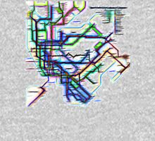 NYC Subway Map Unisex T-Shirt