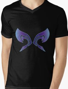 Wings of a Dark Future Mens V-Neck T-Shirt
