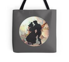 Up Where They Walk Tote Bag