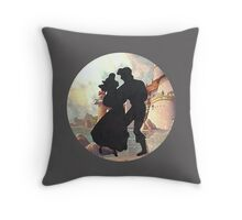 Up Where They Walk Throw Pillow