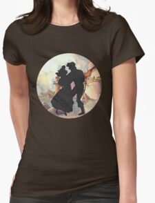 Up Where They Walk Womens Fitted T-Shirt