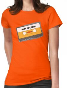 Play It Cool Womens Fitted T-Shirt