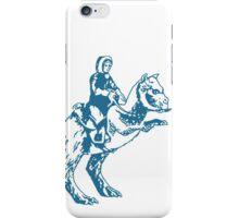 Tauntaun Han iPhone Case/Skin