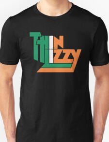 THIN LIZZY IRISH FLAG T-Shirt
