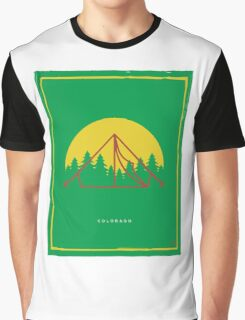 Camp Colorado Graphic T-Shirt