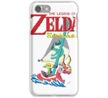 Pixel Windwaker iPhone Case/Skin