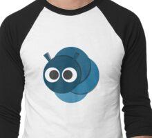 Circular Caterpillar Men's Baseball ¾ T-Shirt