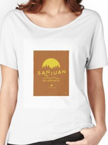 San Juan Wilderness Women's Relaxed Fit T-Shirt