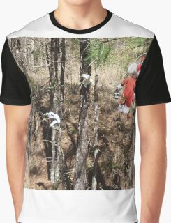 Meanwhile Back in the Woods Graphic T-Shirt
