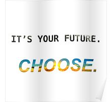 Proxy Quote - Choose Poster