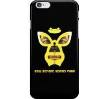 Sensei Ping! iPhone Case/Skin