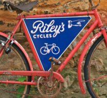 Ramshackle Bicycle Sticker