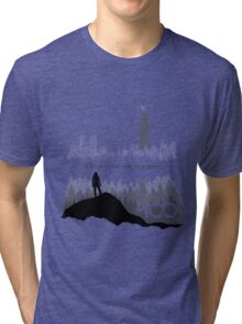 The 100 - The Future Is About More Than Survival Tri-blend T-Shirt