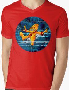 Stardust (Blue Flavor Shirt) Mens V-Neck T-Shirt