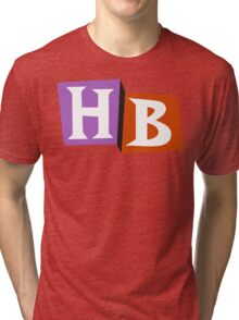 Hanna-Barbera Blocks Tri-blend T-Shirt