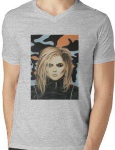 Debbie Harry Mens V-Neck T-Shirt