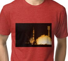 Rocket Launch Tri-blend T-Shirt