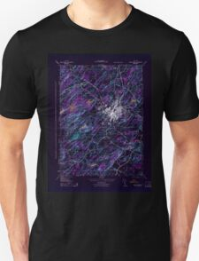 New York NY Middletown 130563 1943 31680 Inverted Unisex T-Shirt