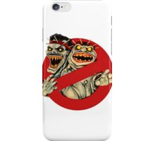 Bustin' Ghosts : The Scoleri Brothers iPhone Case/Skin