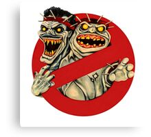 Bustin' Ghosts : The Scoleri Brothers Canvas Print