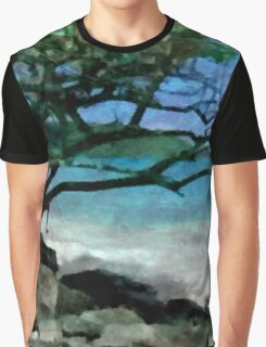 Tropical Utopia Graphic T-Shirt