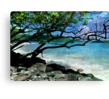 Tropical Utopia Canvas Print