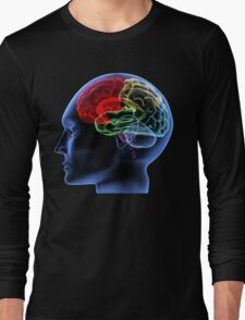Brain #1 Long Sleeve T-Shirt