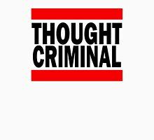 Thought Criminal - White Background Unisex T-Shirt