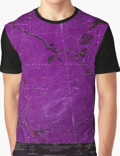 New York NY Mount Matumbla 130711 1968 24000 Inverted Graphic T-Shirt