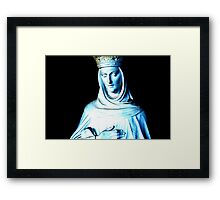Mary Mother Of Jesus Framed Print