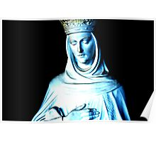 Mary Mother Of Jesus Poster