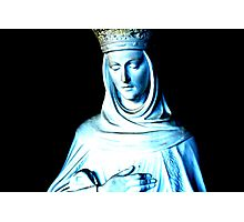 Mary Mother Of Jesus Photographic Print