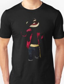 Grungy Pirate King Unisex T-Shirt