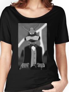 Easterstein - Black and White Version Women's Relaxed Fit T-Shirt