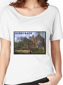 Hurry Back to the Haunted Mansion Women's Relaxed Fit T-Shirt