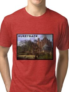 Hurry Back to the Haunted Mansion Tri-blend T-Shirt