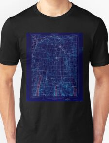 New York NY Honeoye 139701 1904 62500 Inverted Unisex T-Shirt