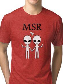MSR X-Files Tri-blend T-Shirt