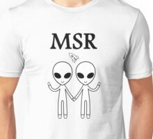 MSR X-Files Unisex T-Shirt