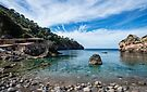 """Cala Deià Cove, as used in scenes for """"The Night Manager"""" Series on BBC by MarcW"""