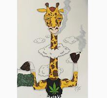 High as Geoffrey giraffe  Unisex T-Shirt