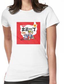 Ramen T Shirt Womens Fitted T-Shirt
