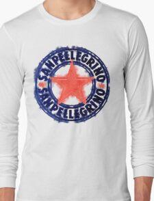 San Pellegrino T Shirt Long Sleeve T-Shirt