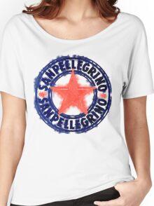 San Pellegrino T Shirt Women's Relaxed Fit T-Shirt