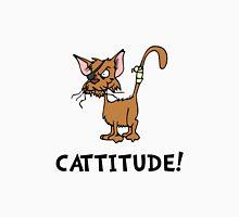 Cattitude Unisex T-Shirt