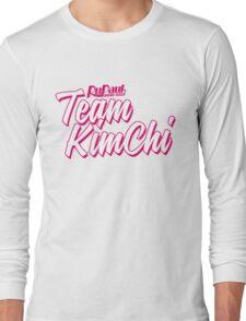 Team KimChi - Kim Chi (RuPaul's Drag Race: Season 8) Long Sleeve T-Shirt