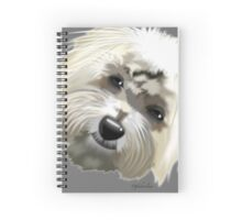 Coton de Tulear - What a cute Spiral Notebook