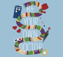 Be Your Own Doctor Kids Tee