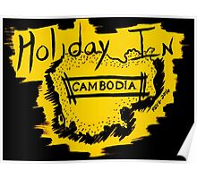 Holiday in Cambodia Poster